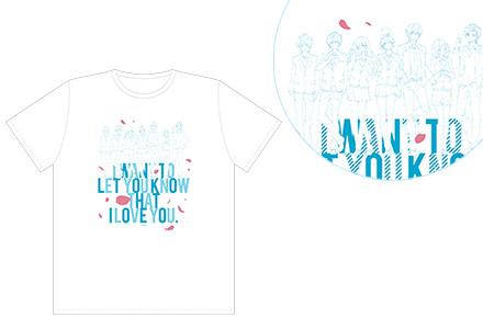 イベントオリジナルTシャツ